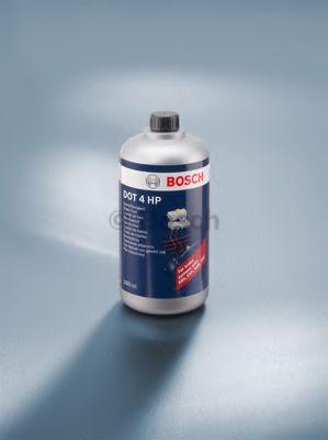 BOSCH 1л DOT4 HP Тормозная жидкость (для авто с ESP) BOSCH 1987479113