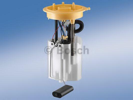 BOSCH Электро-бензонасос (+ рем комплект) VW ,Renault Laguna -01 BOSCH 0986580826