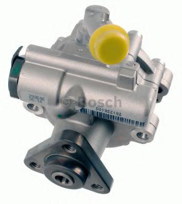 BOSCH FIAT Насос ГУР Doblo 1,32D/JTD Multijet 04- BOSCH KS00000109
