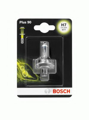 Bulb,H7,plus 90 bosch 1987301078