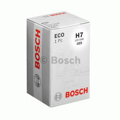 Лампа H7 55W 12V ECO картон - кратн. 10 шт