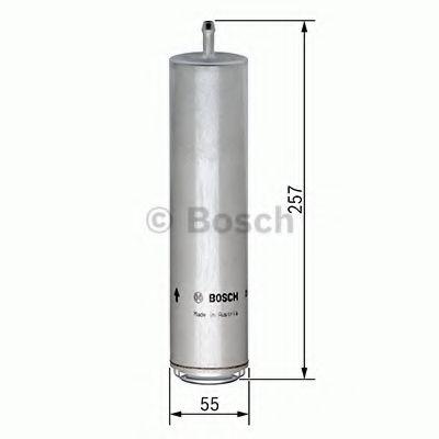 Фильтр топливный  арт. F026402824