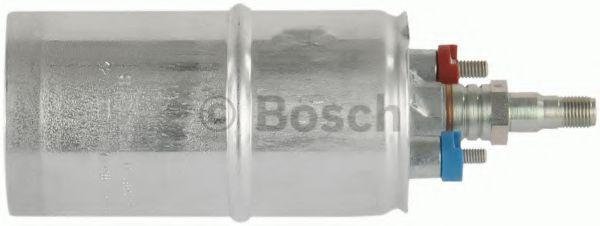 BOSCH Электро-бензонасос AUDI 100 2.2 (в бак 5bar с сеткой, L=169mm) BOSCH 0580254003