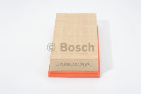 Фильтр воздушный CITROEN, FIAT, PEUGEOT (пр-во Bosch)                                                 арт. 1457432200