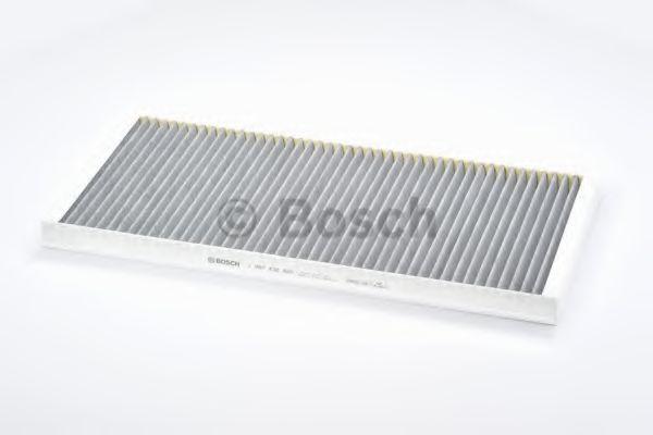 Фильтр салона BMW X5, RANGE ROVER угольный (пр-во Bosch)                                             HENGSTFILTER арт. 1987432425