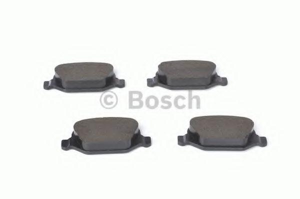 Тормозные колодки Bosch  арт. 0986424553