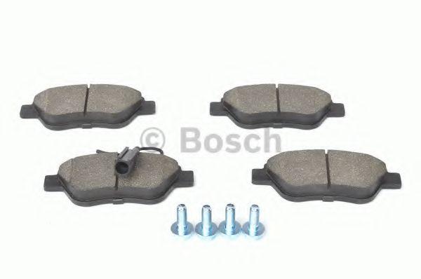 Тормозные колодки Bosch  арт. 0986424597