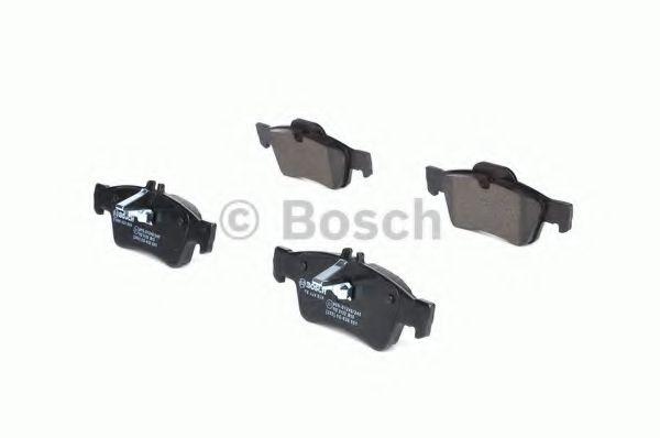 Торм колодки дисковые (пр-во Bosch)                                                                  LPR арт. 0986424699