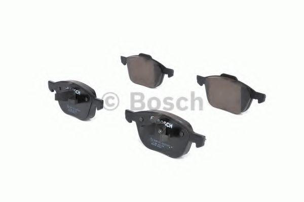 Колодка торм. FORD,MAZDA,VOLVO C-MAX,FOCUS C-MAX,FOCUS II (пр-во Bosch)                              ABS арт. 0986424794