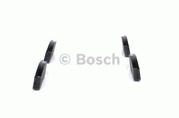 Торм колодки дисковые (пр-во Bosch)                                                                  BOSCH арт. 0986460980