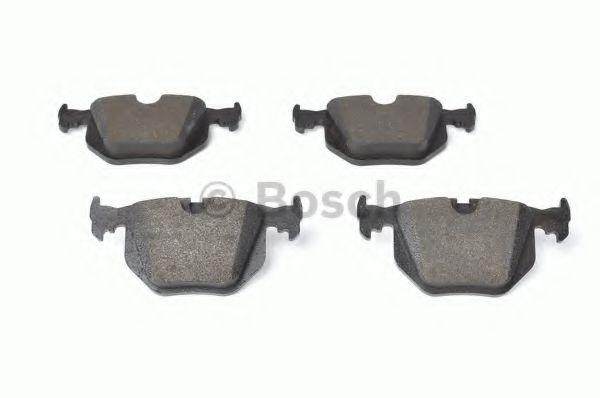 Тормозные колодки Bosch  арт. 0986494006