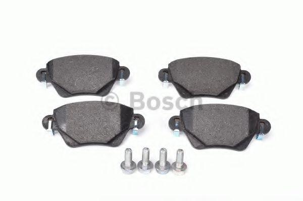 Тормозные колодки Bosch  арт. 0986494046