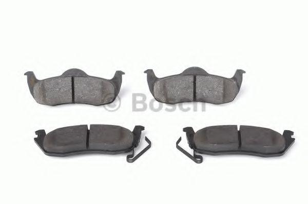 Тормозные колодки Bosch  арт. 0986494142