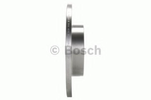 Тормозной диск передний OPEL KADET ASCONA  арт. 0986478081
