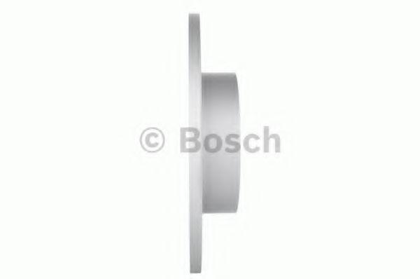 Тормозной диск Bosch  арт. 0986478511