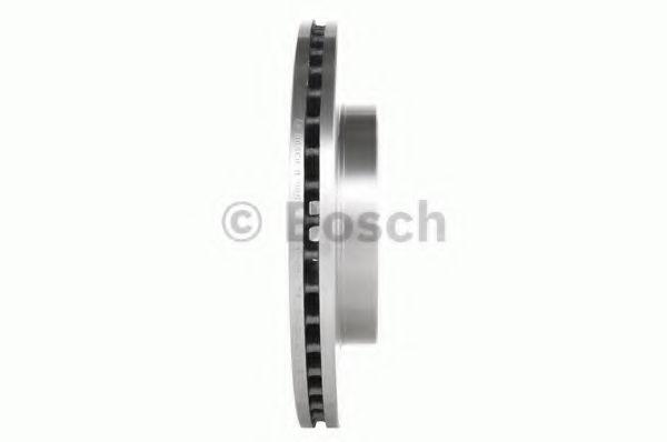 Диск тормозной CHEVROLET LACETTI (пр-во Bosch)                                                        арт. 0986479328
