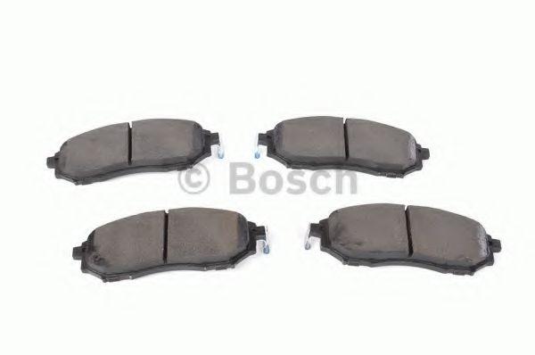 Тормозные колодки (пр-во Bosch)                                                                       арт. 0986494295