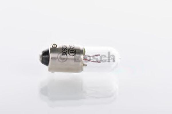 Лампа 24V Т4W24V 4W ВА9s (пр-во Bosch) BOSCH арт. 1987302512