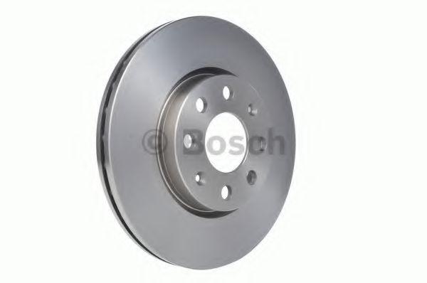 Гальмівний диск FIAT/OPEL Punto/CorsaD F
