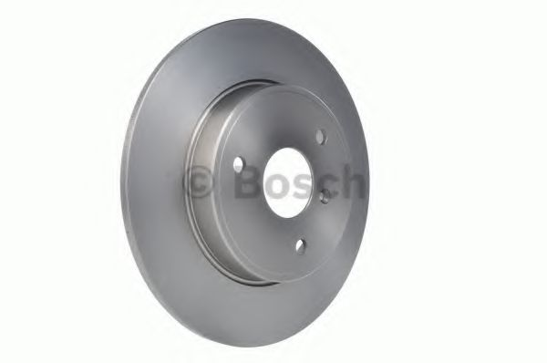 Диск тормозной SMART(MCC) FORTWO II,CABRIO,COUPE 3/07- передн. (пр-во Bosch)                         REMSA арт. 0986479305