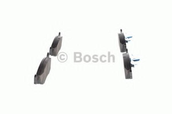 Торм колодки дисковые (пр-во Bosch)                                                                   арт. 0986424554