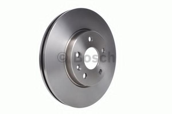 Тормозной диск  арт. 0986479643