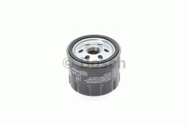 Фильтр масляный DACIA; NISSAN; OPEL; RENAULT (пр-во Bosch)                                            арт. F026407022