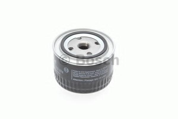 Фильтр масляный ВАЗ 2101-2107 2108-09 (низкий 72мм) (пр-во Bosch)                                     арт. 0451103274