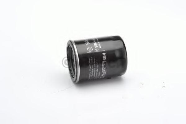 Фильтр масляный HONDA, MITSUBISHI (пр-во Bosch)                                                       арт. 0986452041