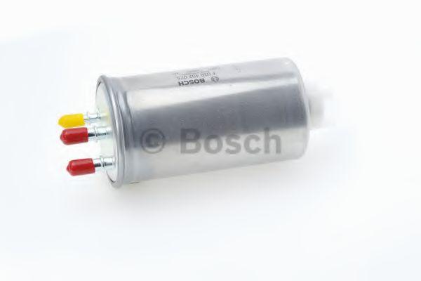 Фильтр топливный RENAULT DUSTER, LOGAN 1.5 DCI 07- (пр-во BOSCH)                                      арт. F026402075