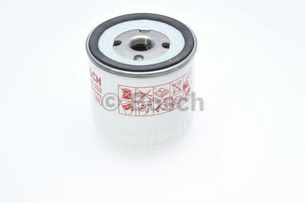 Фильтр масляный двигателя FORD FOCUS, TRANSIT (пр-во Bosch)                                           арт. 0451103252