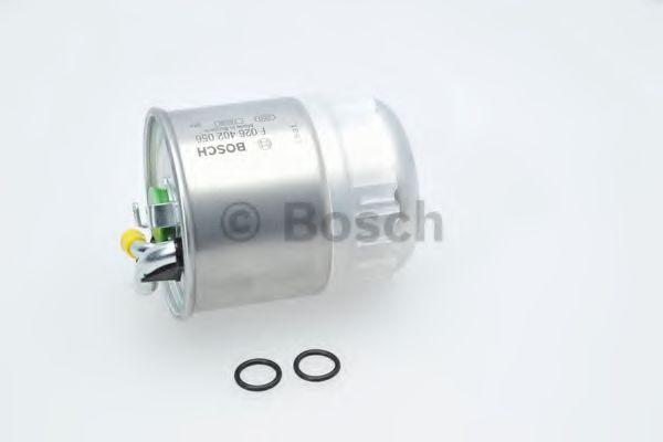 Фильтр топливный MB Sprinter 2.2-3.0CDI (+отв. датчика воды)  арт. F026402056