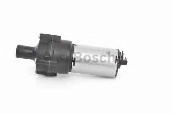 Насос рециркуляции воды, автономное отопление; Дополнительный водяной насос BOSCH 0392020026