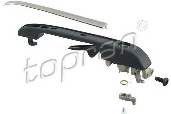 Ручка двері TOPRAN 103710