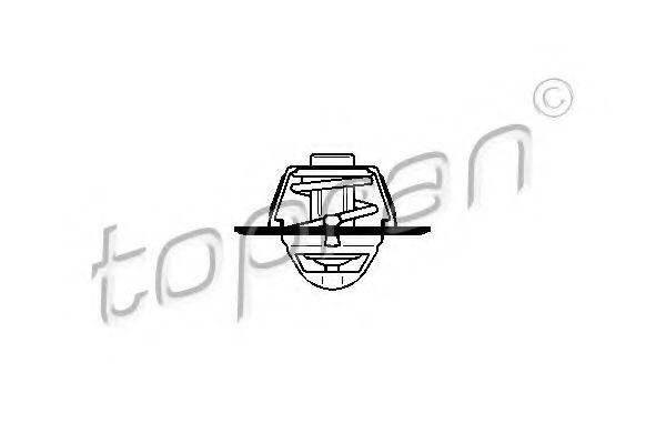 Термостат, охлаждающая жидкость TOPRAN 110616