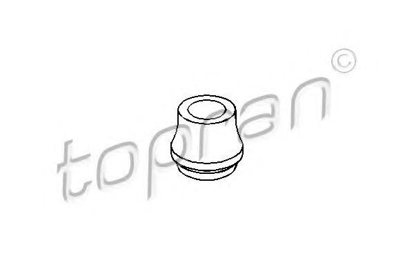 Прокладка картера Патрубок вентиляції HANS PRIES арт. 100290