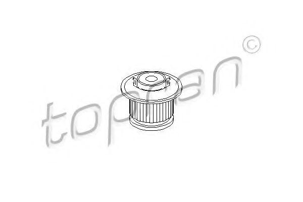 Опора кпп TOPRAN 103658