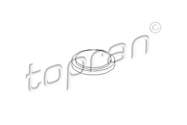 Вал механической коробки передач Заглушка HANS PRIES арт. 100084