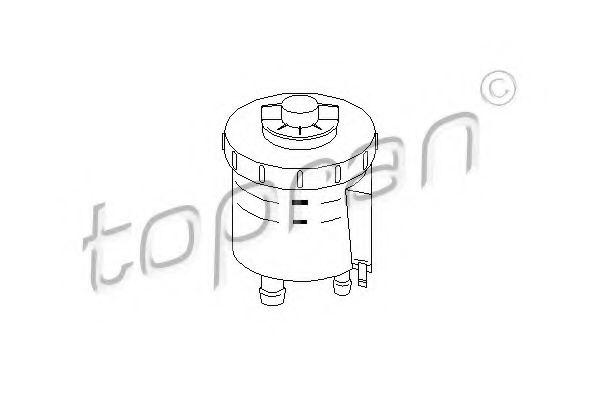 Масла гідравлічні Компенсационный бак, гидравлического масла услител  арт. 110978