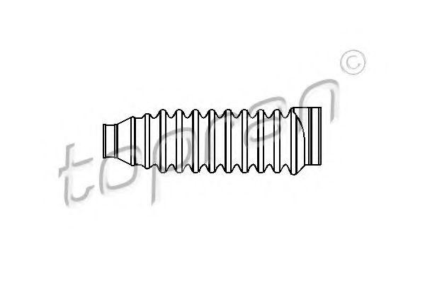 Пыльник, рулевое управление MEYLE арт. 103052