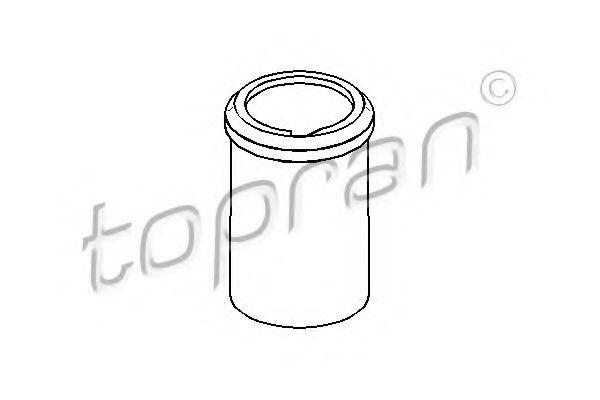 Пыльник амортизатора задн. VW CORRADO, GOLF II, JETTA II, VENTO TOPRAN 102831