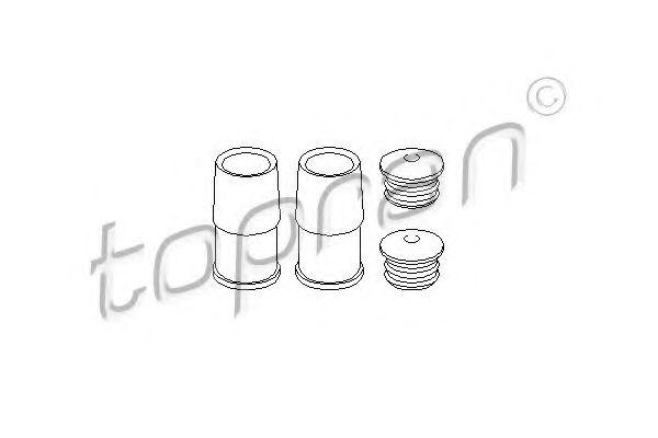 Ремкомплект, тормозной суппорт  арт. 110679
