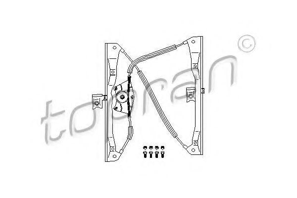 WINDOW LIFTER TOPRAN 108671