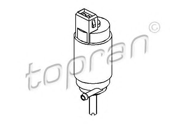 Водяний насос TOPRAN 103158