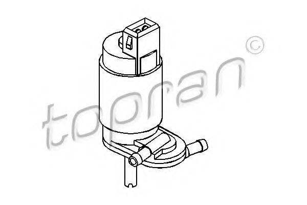 Водяной насос, система очистки окон  арт. 103173