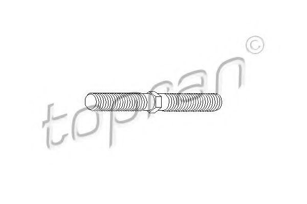 STEERING REGULATOR BOLT TOPRAN 200380