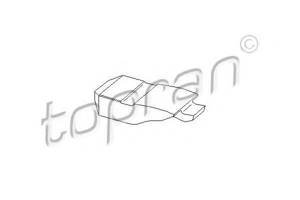 Балансир, управление двигателем BGA арт. 201239