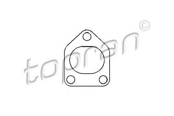 Прокладка, компрессор  арт. 206954