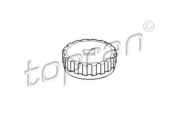 Крышка, резервуар охлаждающей жидкости  арт. 202261