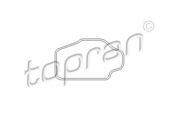 Прокладка патрубків термостата TOPRAN 202330